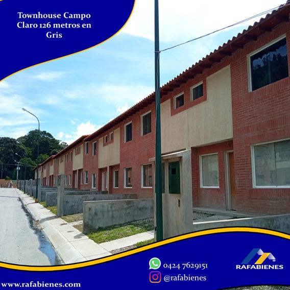 Townhouses Villas Campo Claro Conjunto A Estrenar