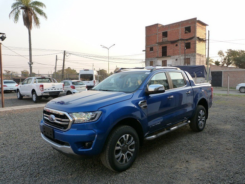 Ford Ranger Limited At Linea Nueva
