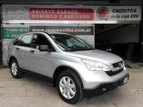 Honda Cr-v 2.4 Lx At 4wd 2009 Rpm Moviles