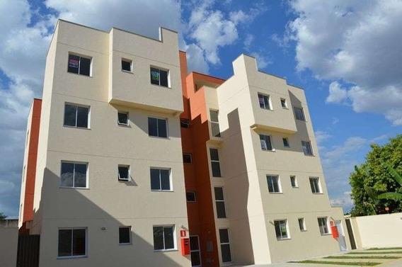 Apartamento Com Área Privativa Com 2 Quartos Para Comprar No Santa Mônica Em Belo Horizonte/mg - 1508