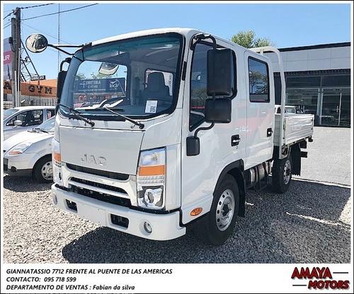 Camion Jac Hfc 1035 Doble Cabina Amaya Motors!!!