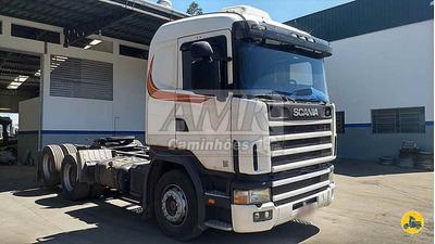 Caminhao Scania Scania 124 420