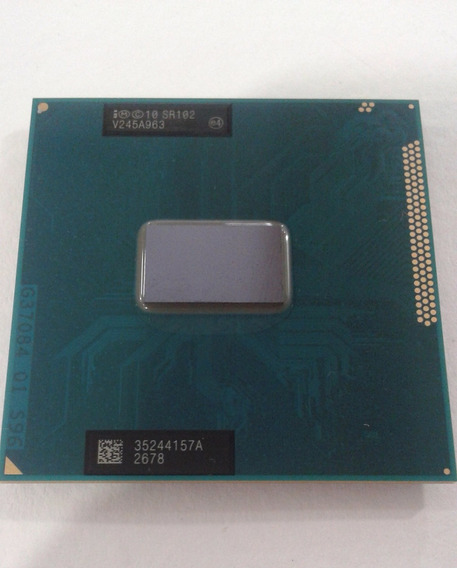 Processador Mobile Intel Celeron Dual-core 1000m-sr102(3210)