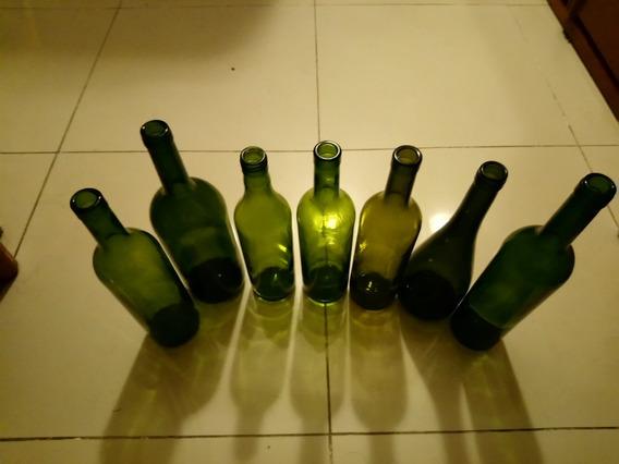 Botellas De Vino Vacías (precio Por Unidad).descuentos