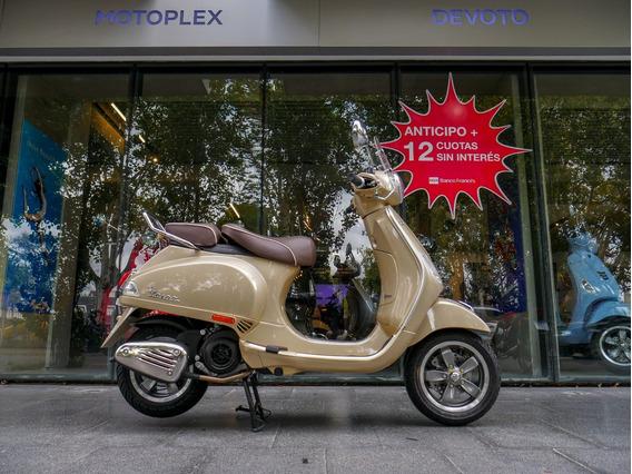 Vespa Vxl Elegante 150 Beige Motoplex Devoto No Kymco