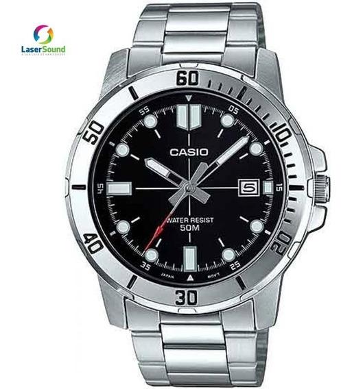 Relógio Casio Masculino Mtp-vd01d-1bvudf C/ Garantia E Nf