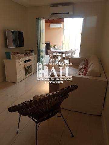 Casa De Condomínio Com 2 Dorms, Condomínio Residencial Parque Da Liberdade Ii, São José Do Rio Preto - R$ 328.000,00, 93m² - Codigo: 4130 - V4130