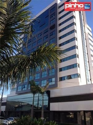Sala Comercial Em Florianopolis - Sc, Trindade - Sa00033