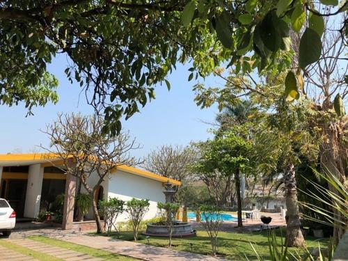 Casa En Fraccionamiento En Club De Golf Santa Fe / Xochitepec - M2ai-5-fr