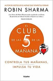 El Club De Las 5 De La Mañana Robin Sharma