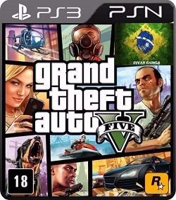 Gta V Grand Theft Auto 5 Ps3 Digital Para Ps3 Travado