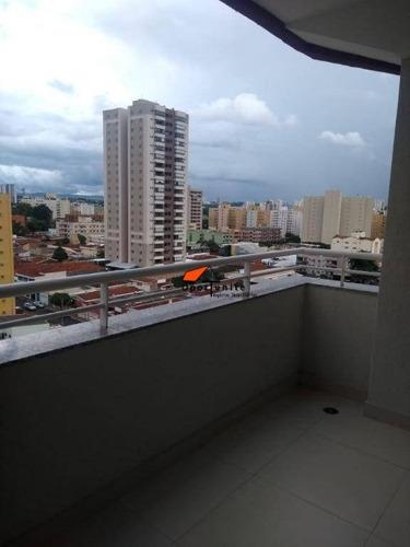 Apartamento Com 3 Dormitórios À Venda, 88 M² Por R$ 420.000,00 - Jardim Paulista - Ribeirão Preto/sp - Ap1546