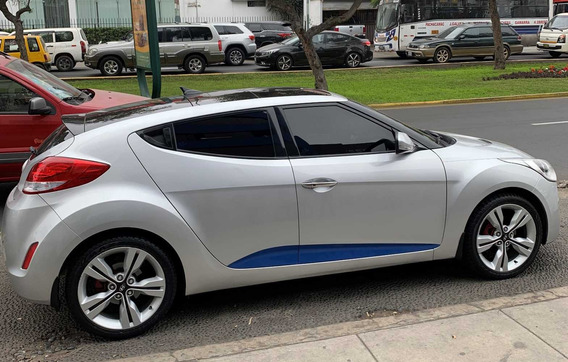 Hyundai Veloster Modelo 2013 Full Equipo Impecable