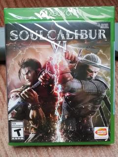 Soul Calibur 6 Xbox One - The Unit Games