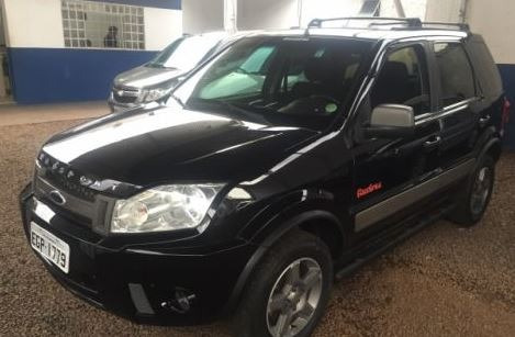 Ford Ecosport 1.6 Xl Flex 5p 101hp