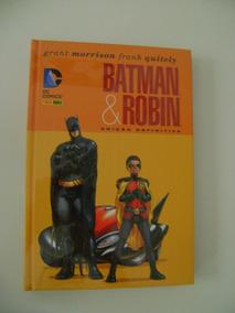 Batman & Robin: Edição Definitiva - Panini.