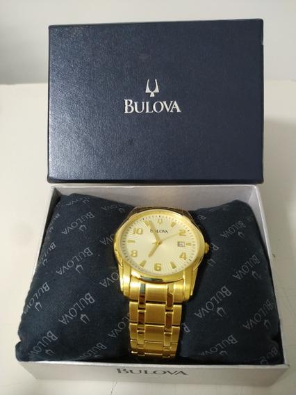 Relógio Bulova Modelo Wb21294
