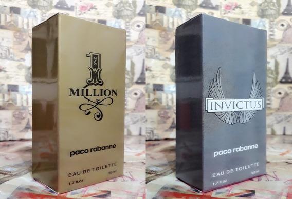 Kit Promoção Perfumes Masculinos,1 Million /invictus