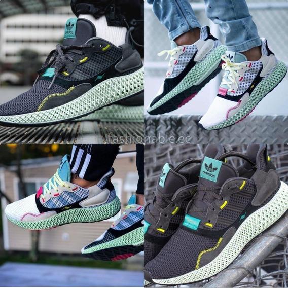 *+*zapatos adidas Zx 4000*+*