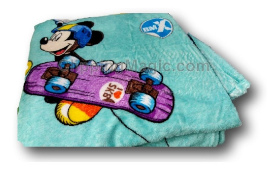 Kit 3 Manta Cobertor Infantil Personagens Herois E Princesas