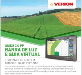 Kit Gps Agricola Verion Guide 7.0 Pp
