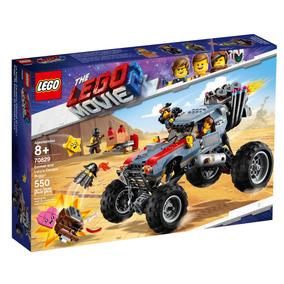 Lego Movie Buggy De Escape De Emmet Y Lucy
