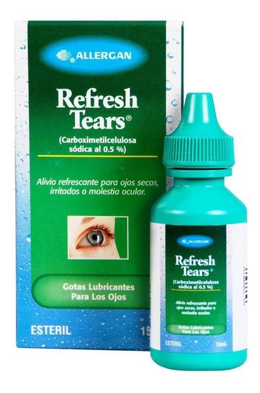 Refresh Tears Frasco De 15ml Cad: 12 Diciembre