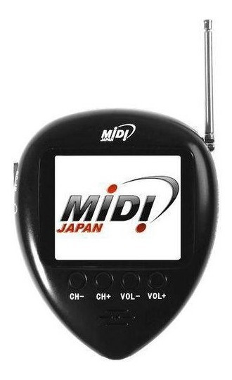 Tv Midi Md-2014ftv 1.8, Preta Original