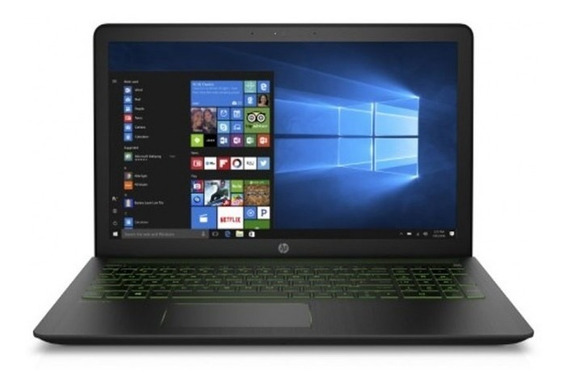 Laptop Hp Pavilion Gaming, 15.6 , I7-7700hq 2.8ghz, 4gb Nvid
