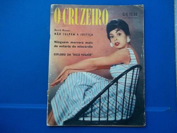 Revista O Cruzeiro Abr 1960 David Nasser Disco Voador