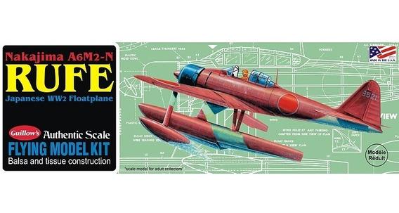 Guillows Kit P/construir Nakajima A6m2-n Rufe 507