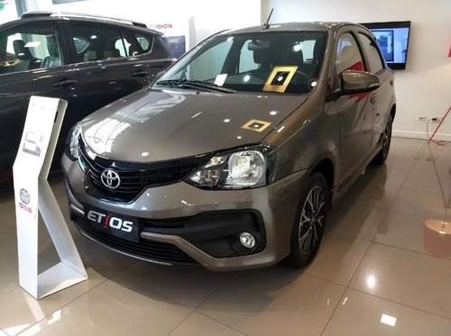 Nuevo Toyota Etios Xls Automático 5 Puertas 2021 - F