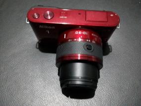 Câmera Digital Nikon J1 10.1 + Lente 10-30