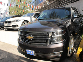 Chevrolet Suburban 5.3 Ltz 4x4 Mt