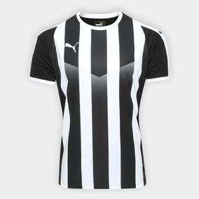Camisa Puma Liga Jersey Striped Listrada - Original + Nfe