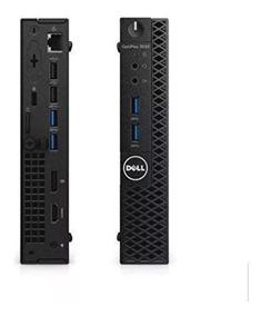 Cpu Dell Optiplex 3050 Micro Core I5 4gb 500gb - Promoção