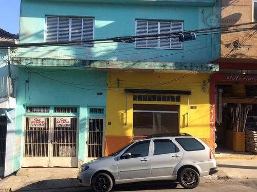 Sobrado Com 4 Dormitórios À Venda, 200 M² Por R$ 480.000,00 - Vila Ema - São Paulo/sp - So0947