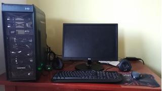 Pc Gamer/ram:8gb/gpu:3gb/procesador:i3 7ma Generacion