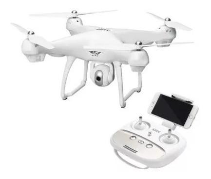 Drone S70w Dual Gps Siga-me E Retorno Automático Câmera Hd