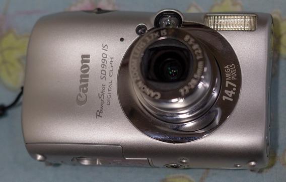 Canon Powershot Ixus Sd990is
