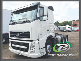 Volvo Fh 440 6x2 I-shift Ano 2010