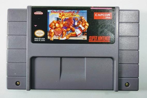 Street Fighter 2 Turbo - Snes