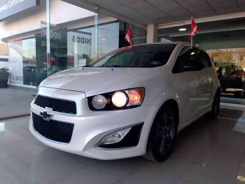 Chevrolet Sonic 2016 5 Pts. Rs Turbo Mt H