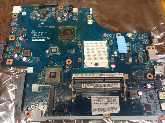 Placa Mae Acer Aspire 5251 New La5912-p (danificado)