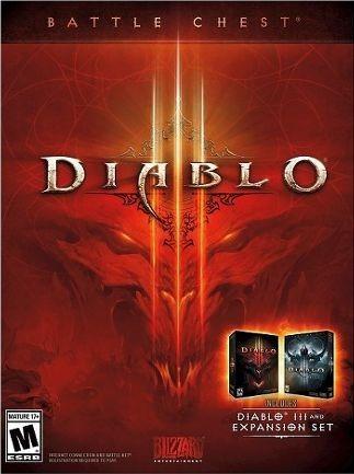 Diablo 3 Battlechest Battlenet Digital Cd-key Global Pc