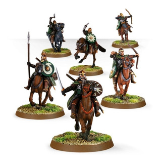 Warhammer Rohan Riders Games Workshop (envio Gratis)