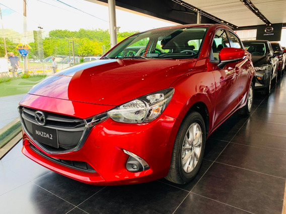 Mazda 2 Sport Touring Rojo At 2020