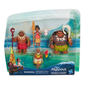 Dpr Moana Small Figure Multipack