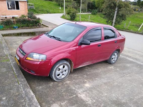 Chevrolet Aveo Sedan