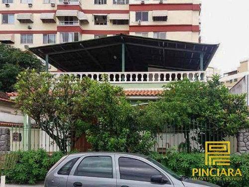 Imagem 1 de 18 de Casa Com 3 Quartos À Venda, 360 M² Por R$ 1.050.000 - Santa Rosa - Niterói/rj - Ca0157
